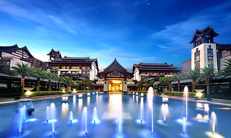 温泉水上乐园_关于酒店熹乐谷温泉度假区-官方网站